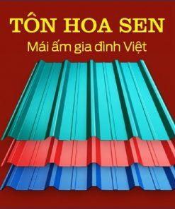 Tôn Hoa Sen (THS)